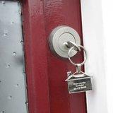 Sleutelhanger huis deluxe_