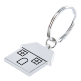 Sleutelhanger huis deluxe small_