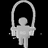 Sleutelhanger girl_