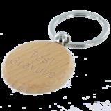 Sleutelhanger woody round_