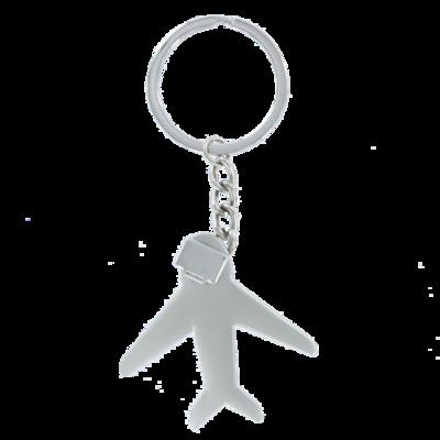 Sleutelhanger vliegtuig