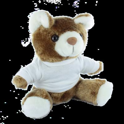 Knuffel met naam Teddybeer