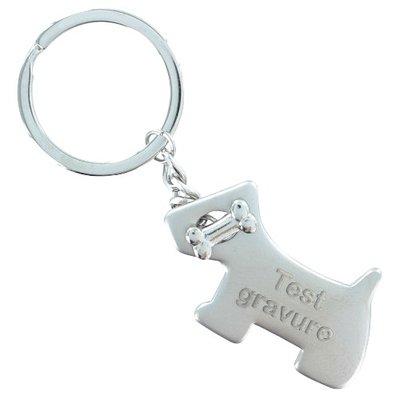 Sleutelhanger hond 2