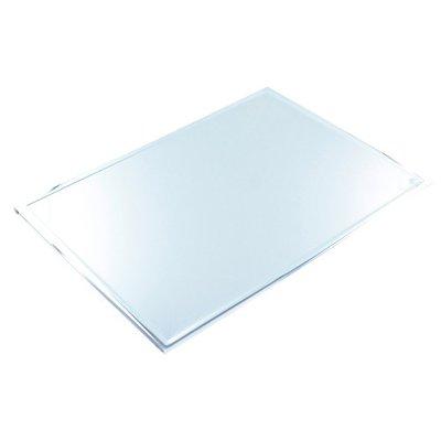 Aluminium naambordje deluxe 200 x 150 mm