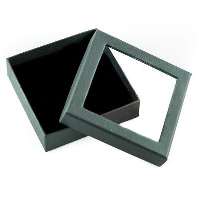 Gift box met venster