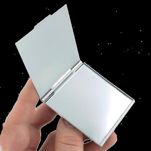 Make up spiegel vierkant