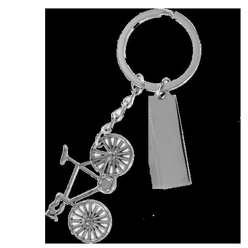 Sleutelhanger wielrenner / fiets