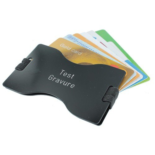 Pashouder met RFID blocker