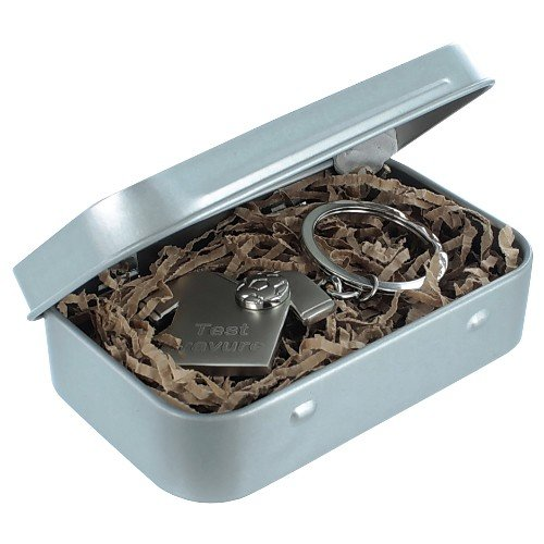Gift box aluminium