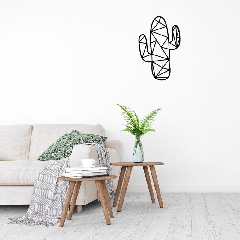 Wanddecoratie Cactus 1