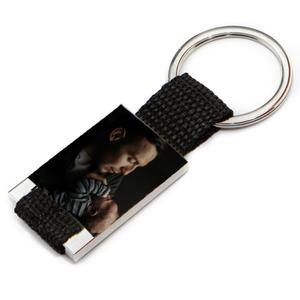 Sleutelhanger hang it met foto